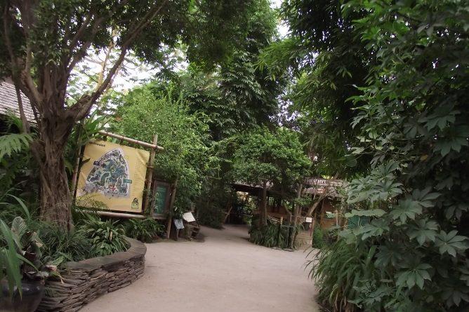 Zoo Leipzig – Gondwanaland und Aquarium