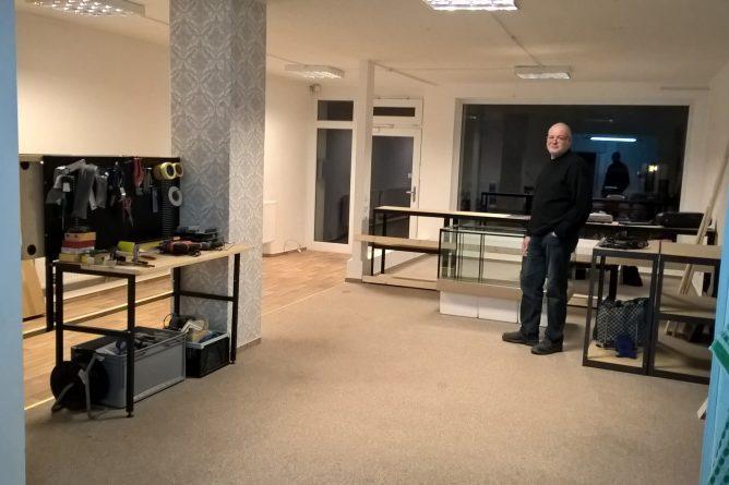 Endlich-Werkstatt/Büro/Lager